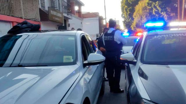 Detienen a seis por realizar disparos al aire en Morelia