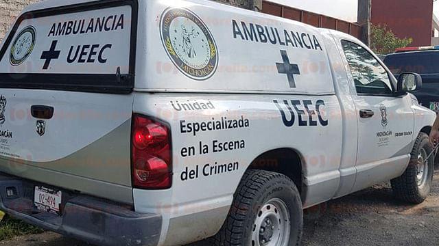 Michoacán: mujer de 88 años es brutalmente asesinada a cuchilladas