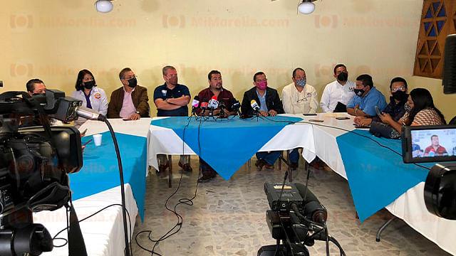 Michoacán: amaga FESEMSS con tomar escuelas a partir del viernes