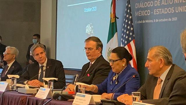 Estos son los acuerdos en materia de seguridad entre México y EU