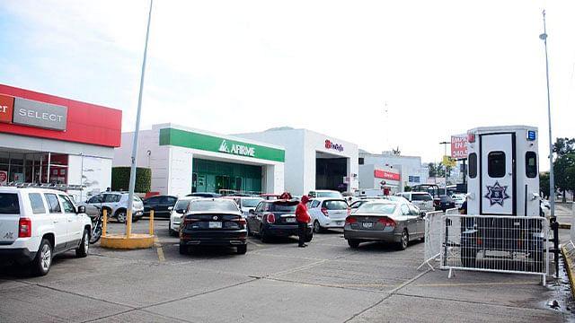 En Morelia, instalan torre de vigilancia en zona financiera