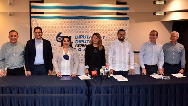 Diputados federales panistas por Michoacán integrarán 18 Comisiones en el Congreso