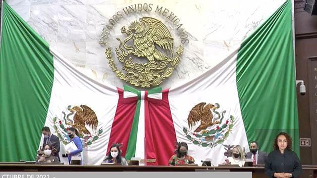 Baja Congreso dictamen ilegal; buscaba donar predios a Antorcha Campesina