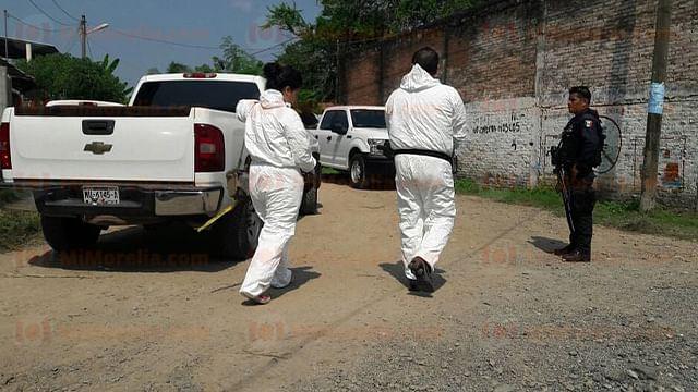 Suman tres personas muertas por hechos violentos en Santa Ana Maya