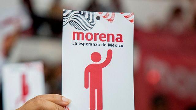 Morena, único partido sin adeudos en Michoacán; PAN pide trato igualitario