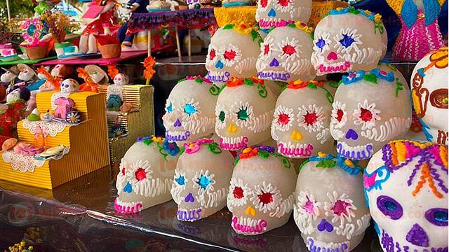 Derrama económica de 20 mdp en Morelia por Noche de Muertos, espera Covechi