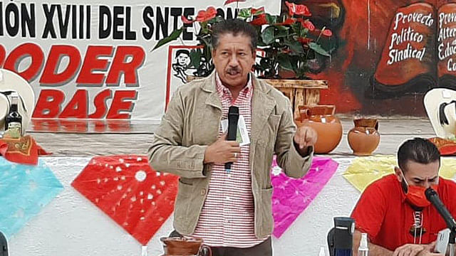 Michoacán: Poder de Base pide aprobación del gremio para federalizar la nómina
