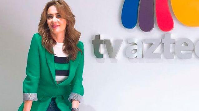 Anette Michel restriega rating y de paso se la hace a Tv Azteca