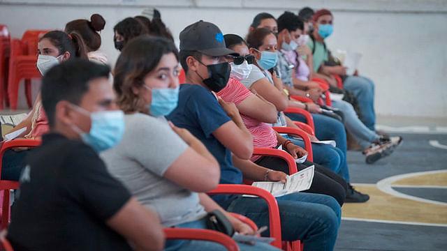 3 de cada 4 adultos en México han recibido vacuna contra Covid-19