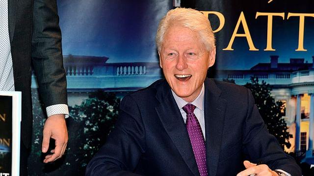 Hospitalizan al expresidente Bill Clinton; descartan Covid-19