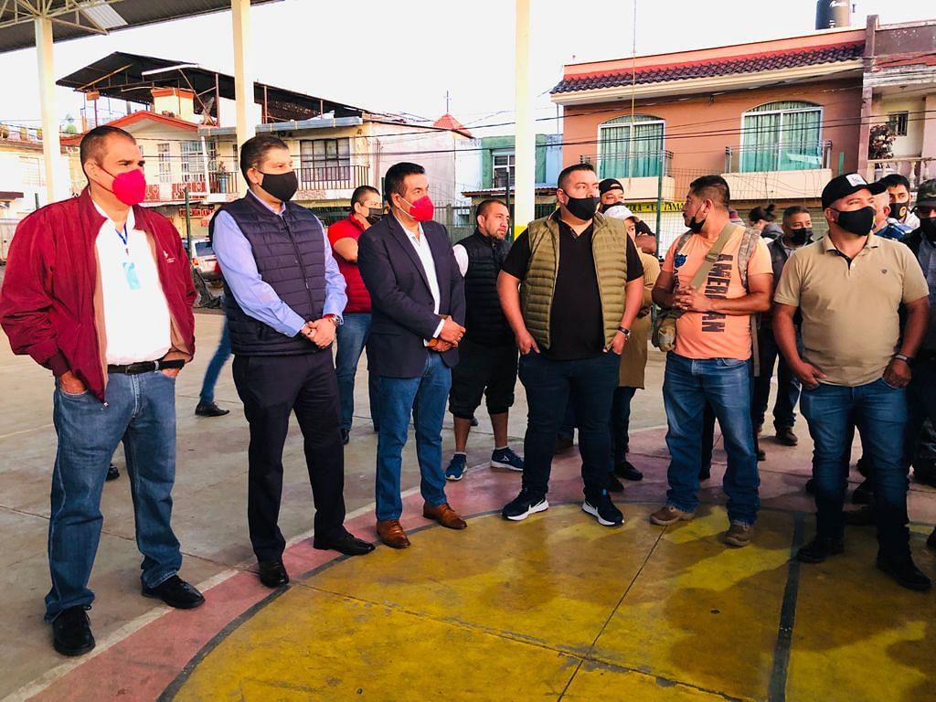 La 4T llega a los servicios públicos: Nacho Campos, edil de Uruapan
