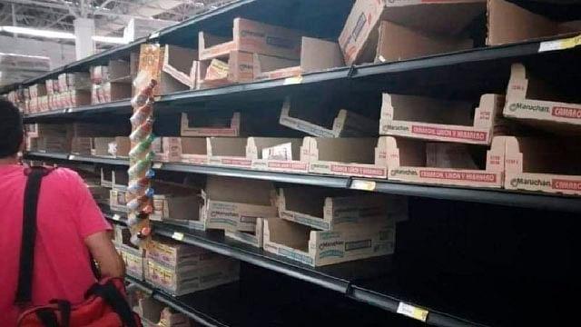 La Maruchan ramen fue retirada del mercado