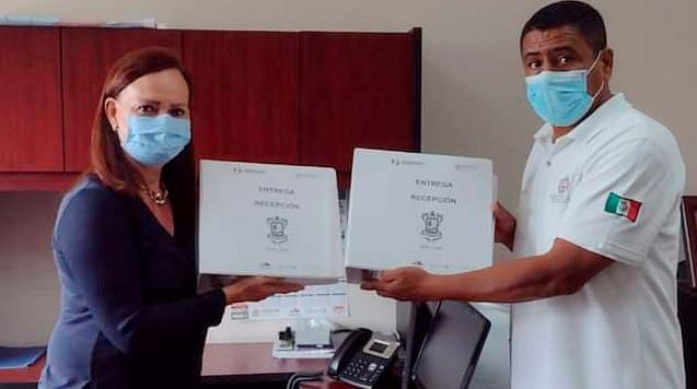 Jorge Romero asume titularidad de Protección Civil Michoacán