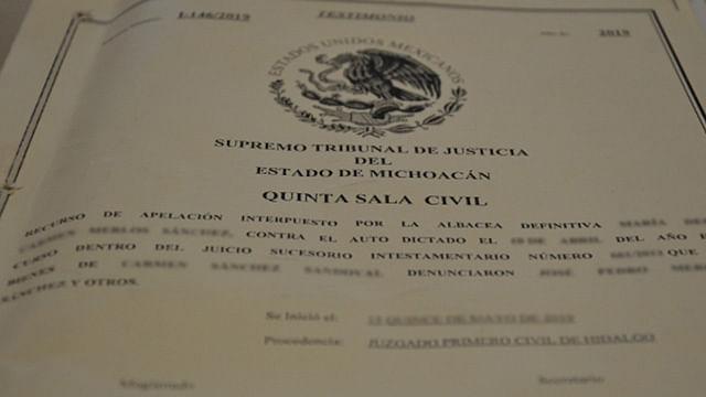 Poder Judicial de Michoacán emite convocatoria para concurso de oposición