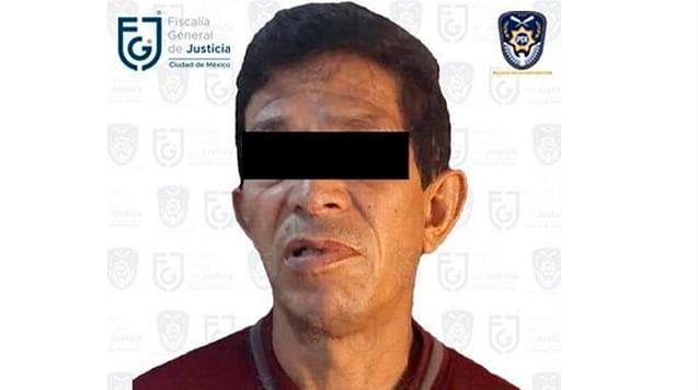 Habría violado a 27; así operaba en CDMX hasta que fue arrestado