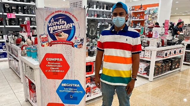 Premian Liverpool, Espacio Las Américas y Nestlé a moreliano con 250 mil pesos