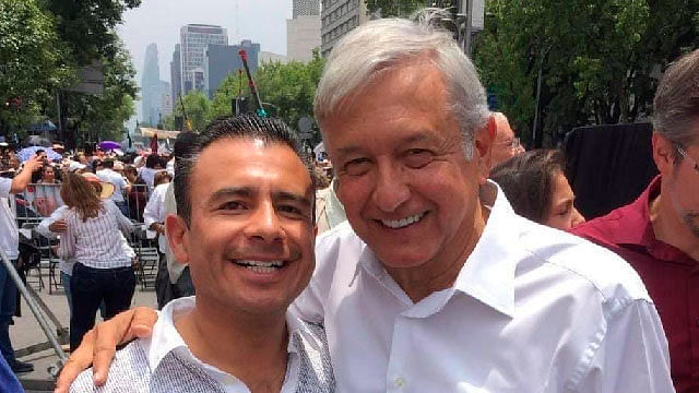 El presidente de México llega a un Michoacán obradorista: Fidel Calderón