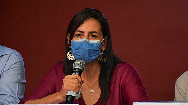 Gabriela Molina, titular de la Secum