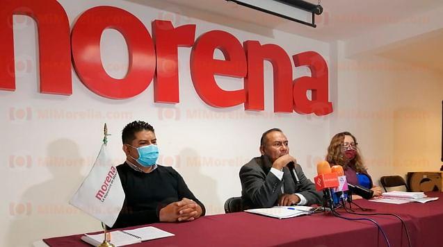 Morenistas, conformes con reparto de secretarías en Michoacán: Marco Fabio