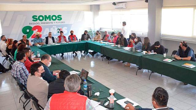 PRI Michoacán da seguimiento a trabajos rumbo a la XXIII Asamblea Nacional
