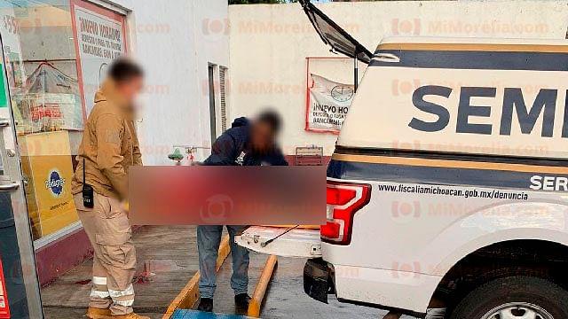 Agresión a balazos deja sin vida a dos jóvenes en Michoacán