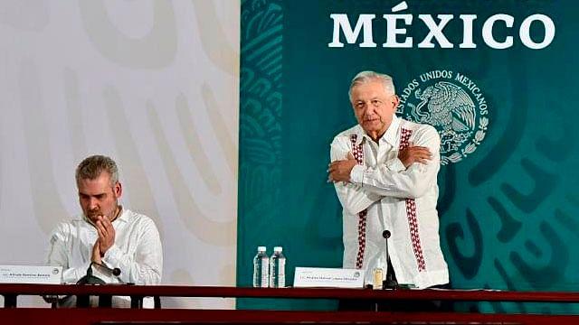 """""""Vamos a garantizar la paz y la tranquilidad"""": AMLO a Michoacán"""