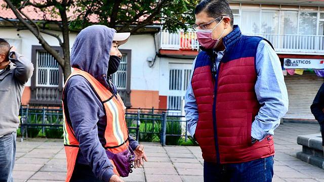 Nacho Campos dignificará área de limpieza en Uruapan