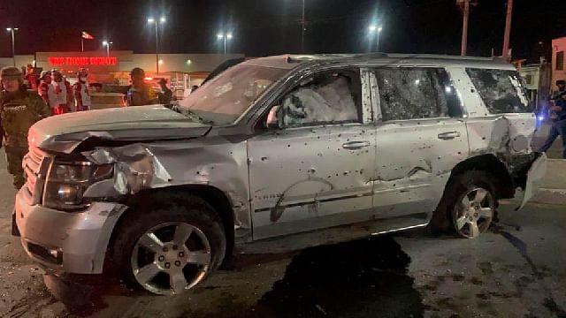 EU emite alerta de seguridad tras enfrentamientos en Matamoros