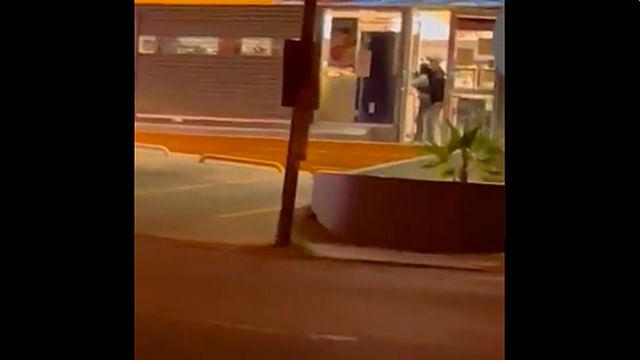 Sujetos toman rehenes en asalto en Chihuahua [Video]