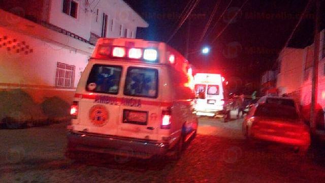 Raptan a dos menores de edad y regresan heridos de bala en Puruándiro