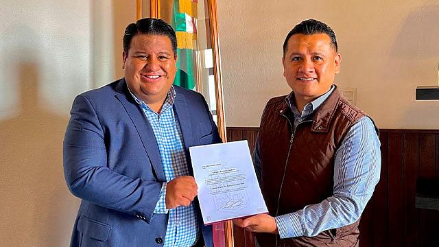 Nombra Torres Piña a Juan Pablo Puebla como subsecretario de Asuntos Laborales