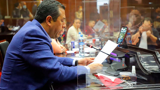 La austeridad será el sello de la administración de Bedolla: Barragán
