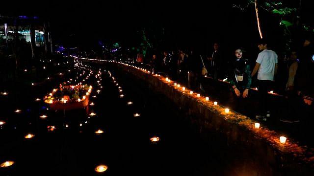 Cancelan recorridos nocturnos de Noche de Muertos en el parque de Uruapan