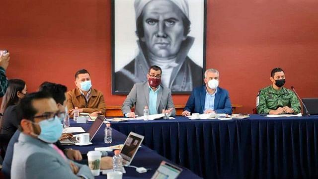 Michoacán: Gobierno estatal analizará si mantiene mando único con municipios