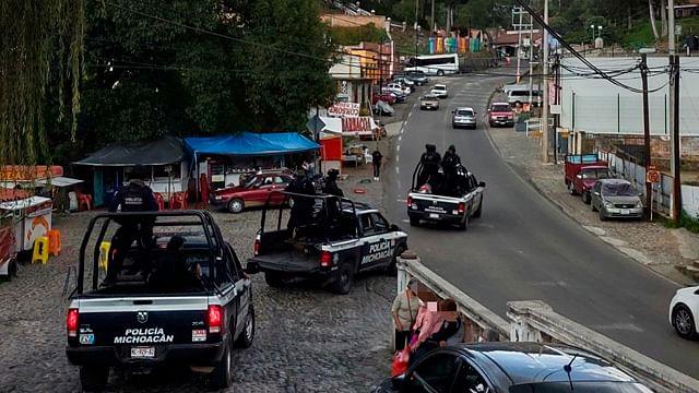 Continúan operativos para mantener la seguridad en la Región Oriente