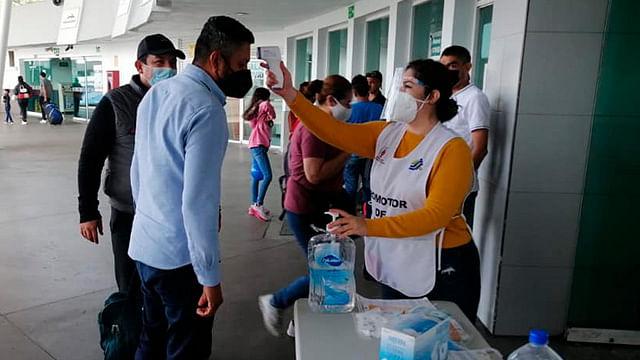 Más de 2 mil contagios de Covid-19 en un día, en México