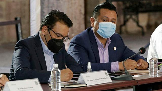Apoyo de AMLO a Michoacán es inédito en la relación estado-federación: Torres Piña