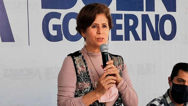Ma. Isabel Aguilera Verduzco, síndico
