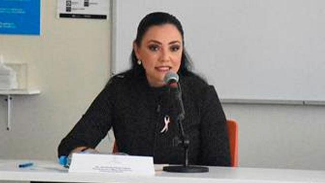 Una prioridad, el gasto en materia de seguridad: Adriana Hernández