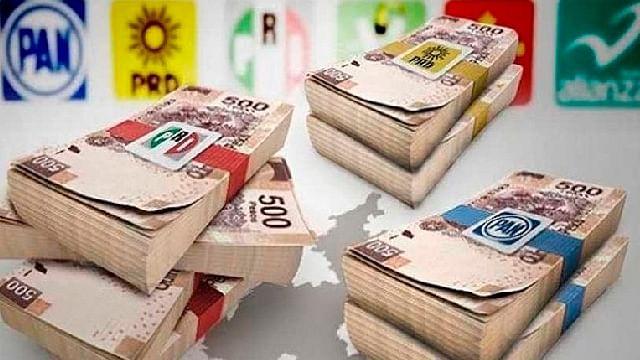 ¿Cuánto dinero han percibido los partidos políticos de Michoacán en 2021?