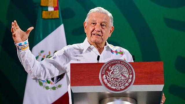 Para el 30 de septiembre estaba prevista la visita de AMLO a Michoacán, sin embargo no se concretó