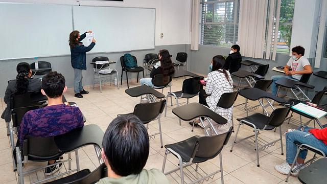 Sería a partir del 18 de octubre que regresarían a clases presenciales en la UMSNH