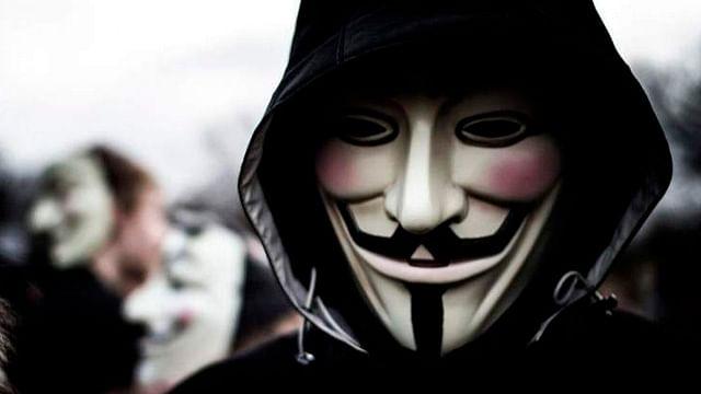 Anonymous ¿detrás de la caída de redes sociales?