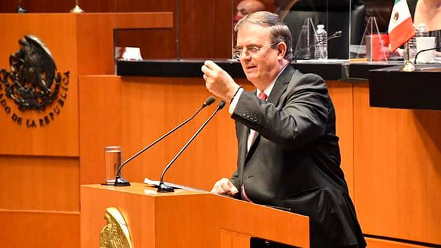 Confirma Marcelo Ebrard que buscará la candidatura presidencial en 2024