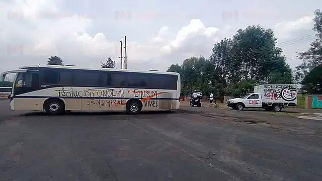 Suma Michoacán 20 denuncias por secuestro de unidades de transporte