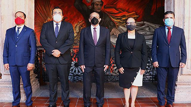 Poder Judicial contribuye a fortalecer el Estado de derecho: Héctor Morales