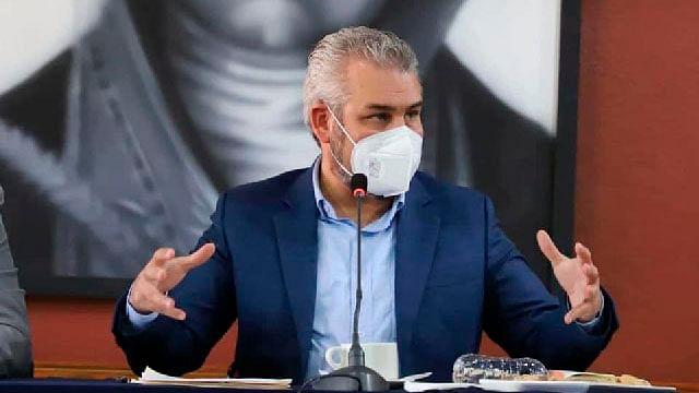 Inicia definición de gabinete ampliado del gobernador de Michoacán
