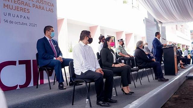 Respaldan a mujeres víctimas de violencia en Uruapan