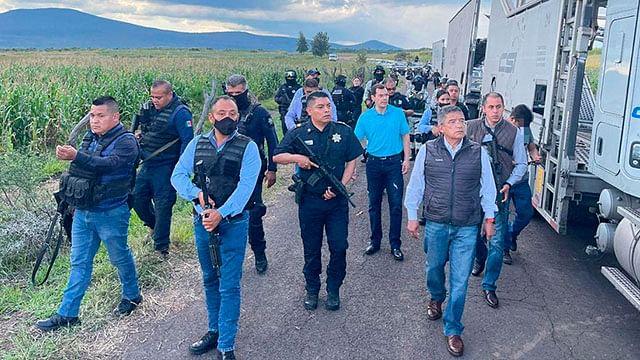 En la Región Occidente, agentes recuperan dos nodrizas hurtadas
