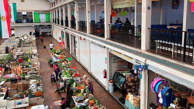 Oferentes del mercado Santo Niño piden solución a presunta apropiación de locales